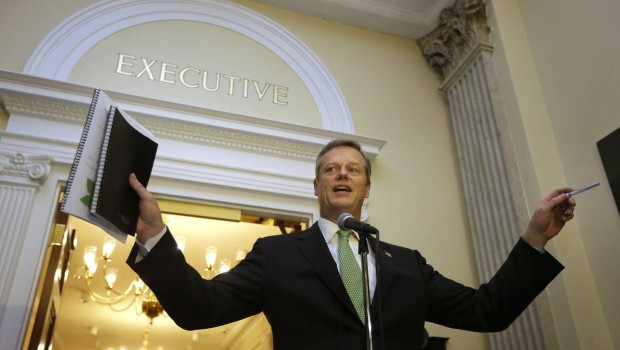 Massachusetts Governor Pitches Health-Insurance Penalty for Employers